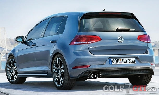 facelift gtd heckdiffusor golf 7 gti community forum. Black Bedroom Furniture Sets. Home Design Ideas