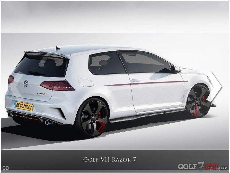 revozport razor 7 golf 7 gti community forum. Black Bedroom Furniture Sets. Home Design Ideas