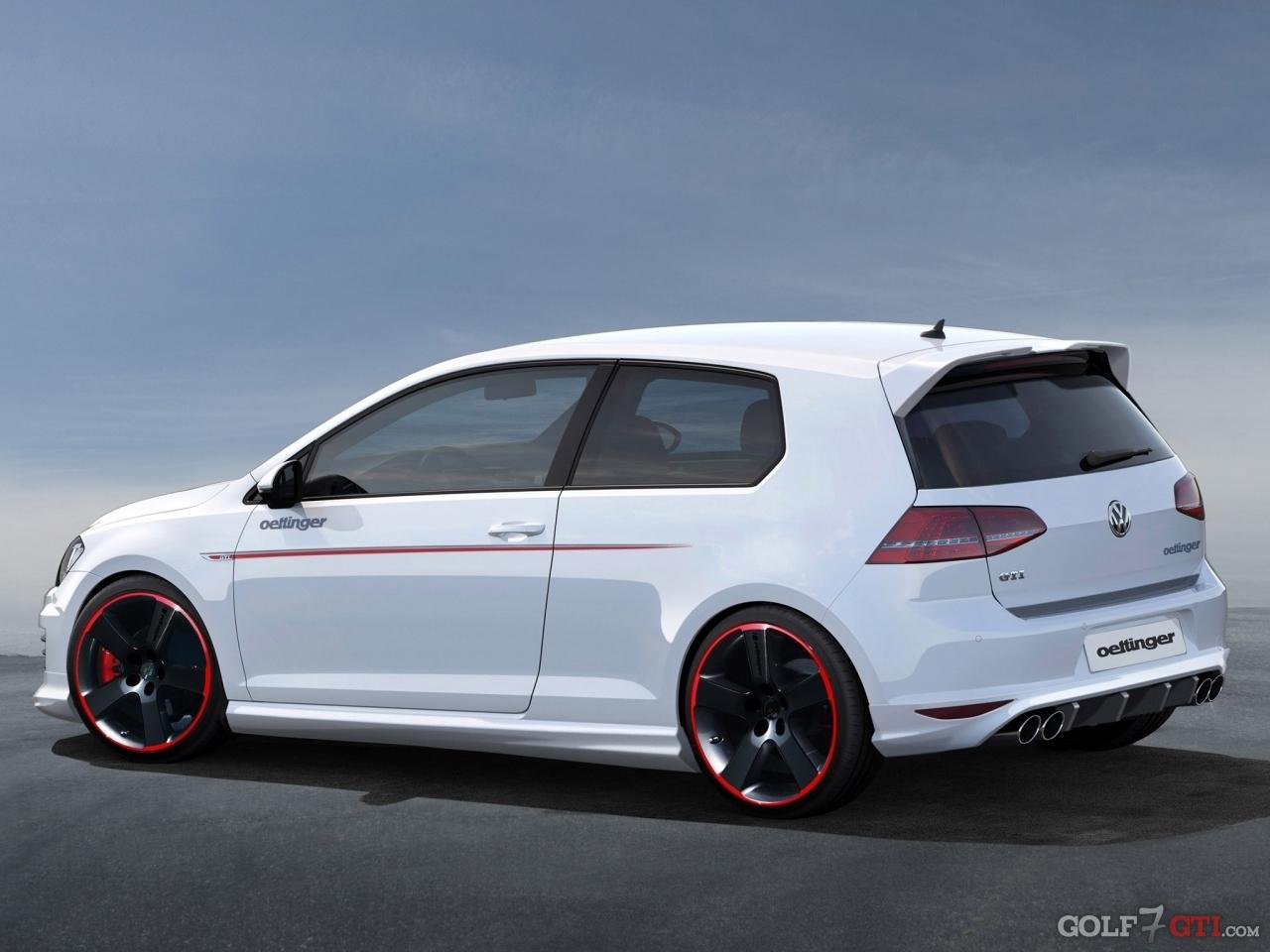 VW Golf 7 GTI Price