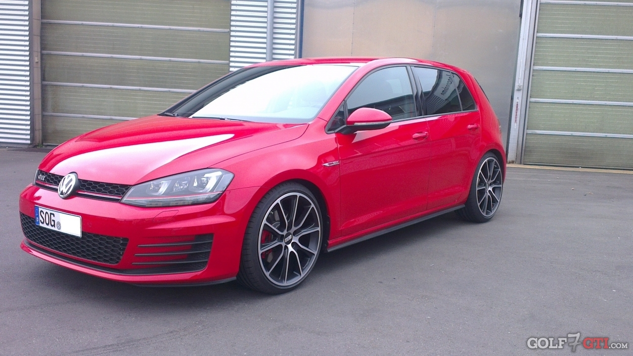 Golf R Dcc >> H&R oder Eibach Federn ? • Golf 7 GTI Community • Forum
