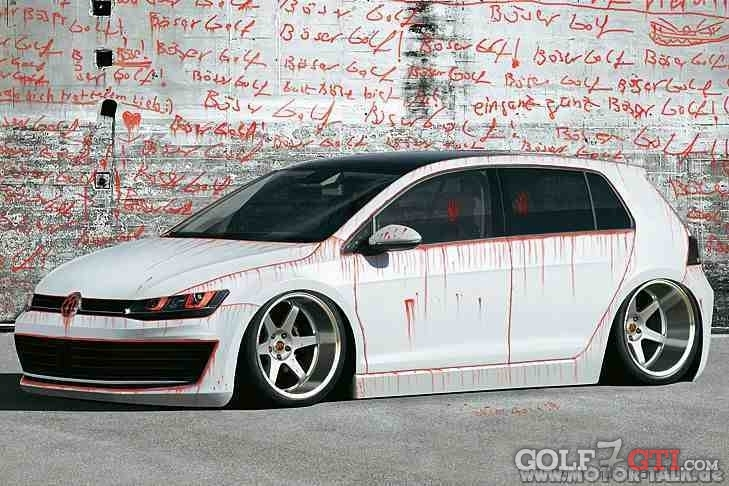 folierungen am gti golf 7 gti community forum. Black Bedroom Furniture Sets. Home Design Ideas